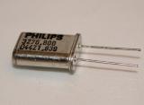 Philips Quarz 3,276800 MHz HC49U (VPE:10)